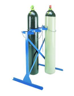 Cylinder Floor Racks