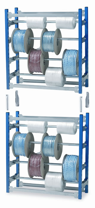 Toprax - Adjustable Cable Rack | Cable Dispensing | Materials ...