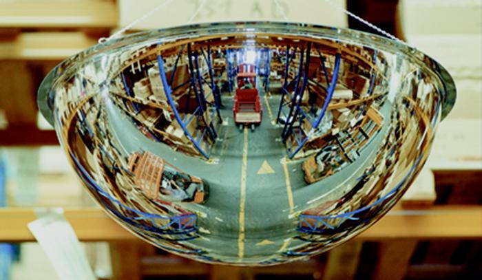 Panoramic 360 Degrees Acrylic Mirrors Acrylic Mirrors