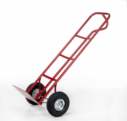 P Handle Sack Truck Red Ref PHPTST