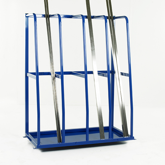 Vertical Bar / Sheet Rack  sc 1 st  Barton Storage Systems & Vertical Bar / Sheet Rack | Sheet and Bar Racks | Storage / Shelving ...