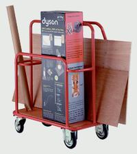 Bulk Load Trolley - DIY Trolley - 450Kg Capacity: click to enlarge