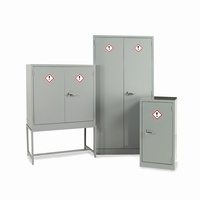 Safestore - COSHH Substance Cabinets: click to enlarge