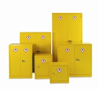 Safestore - Premium Hazardous Substance Cabinets: click to enlarge
