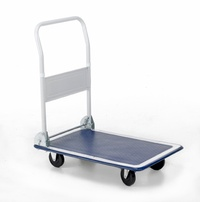 Toptruck - Folding Flatbed Trolleys: click to enlarge