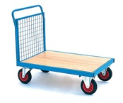 Firm Loading Trolleys with Mesh Ends & Sides - 500Kg Capacity