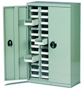 Topdrawer - 48 Drawer Cabinet with doors