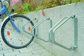 TRAFFIC-LINE Bicycle Racks - Wall Mounted