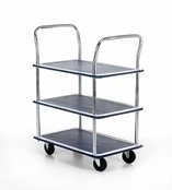 Toptruck - Shelf Trolleys - 120Kg Capacity