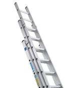 Three Part Extension Ladders - Industrial