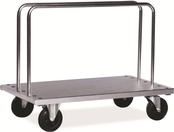 Zinc Plated Board Trolley