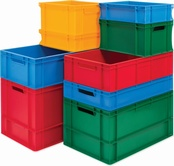 Topstore - Colour Euro Containers