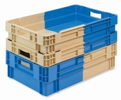Dual Colour Stack & Nest Euro Containers