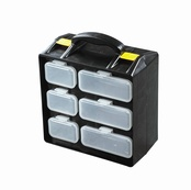 Topstore - Assortment Case c/w 12 Compartments