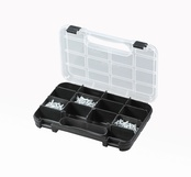 Topstore - Assortment Case c/w 14 Moulded Sections