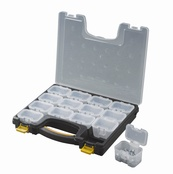 Topstore - Assortment Case c/w 14 compartments